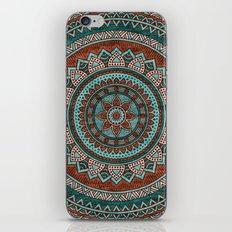 Hippie mandala 50 iPhone & iPod Skin