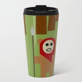 Wicket the Ewok- Tree Hugger Travel Mug