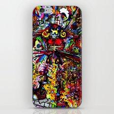 Beautiful Predators iPhone & iPod Skin