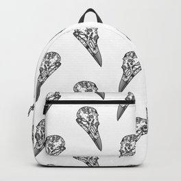 Classy Crow Backpack