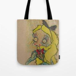 Velvetesque Dolls • Wonderland Collection #1C Tote Bag