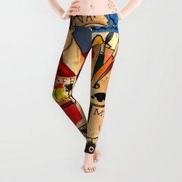 ART LIFE Leggings
