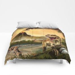 Predator Dinosaurs Comforters