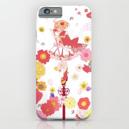 Sakura Kinomoto | Card Captor Sakura iPhone Case