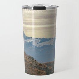 An Aspiring View Travel Mug