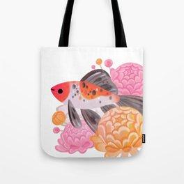 Shubunkin Tote Bag
