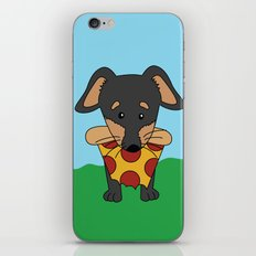 Paco Love Pizza iPhone & iPod Skin