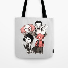 Quad Curry Tote Bag