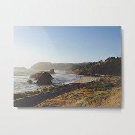 Gold Beach, Oregon Metal Print