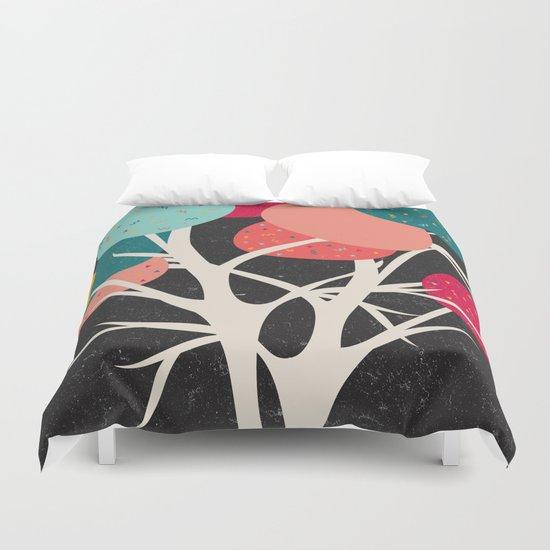 Lovely Tree Duvet Cover