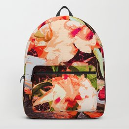 Variagated Backpack