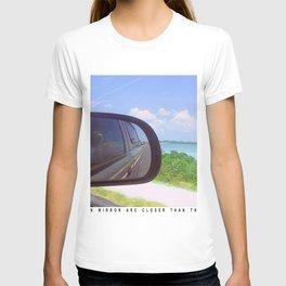 Rear View Mirror T-shirt