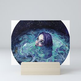 Whirlwind Calm Mini Art Print