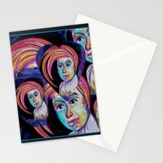 CARNAVAL MIX Stationery Cards