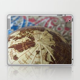 Cartographic Imperfections Laptop & iPad Skin