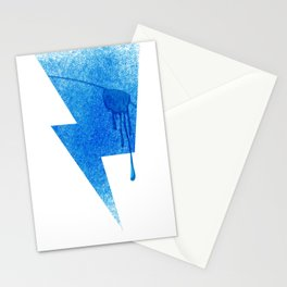 A Blind Neptune Stationery Cards