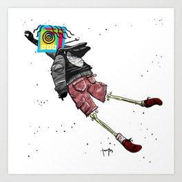 The Modernite EP #6 Art Print