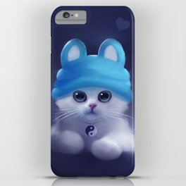 Yang The Cat iPhone Case