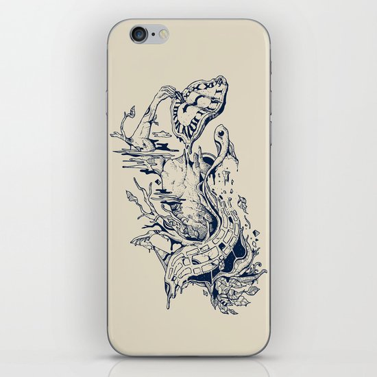 I Melt with You iPhone & iPod Skin