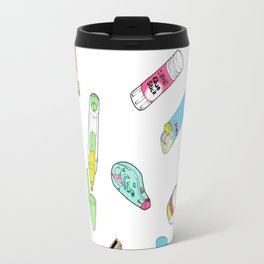 BIC pattern Travel Mug