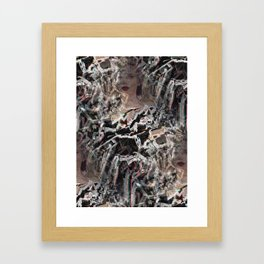 I'm not cruel, But thats still what you see. Framed Art Print
