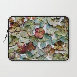 Hydrangea Petals no. 1 Laptop Sleeve