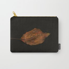 The Beauty of a Leaf Carry-All Pouch