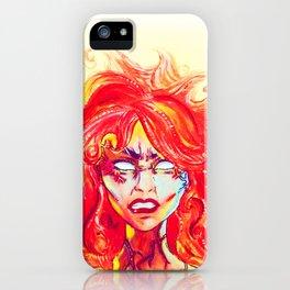 Fury iPhone Case