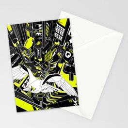 Horus Rising Stationery Cards