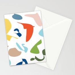 Vintage abstract Stationery Cards