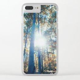 lothlorien 06 Clear iPhone Case