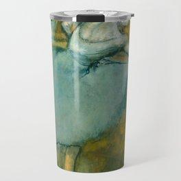 "Edgar Degas ""Dancers at the barre"" Travel Mug"
