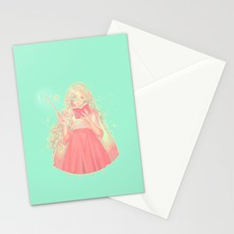 MEME 020 LUNA LOVEGOOD Stationery Cards