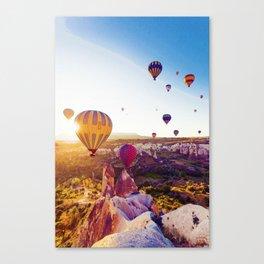 Capadocia, Turkey Canvas Print