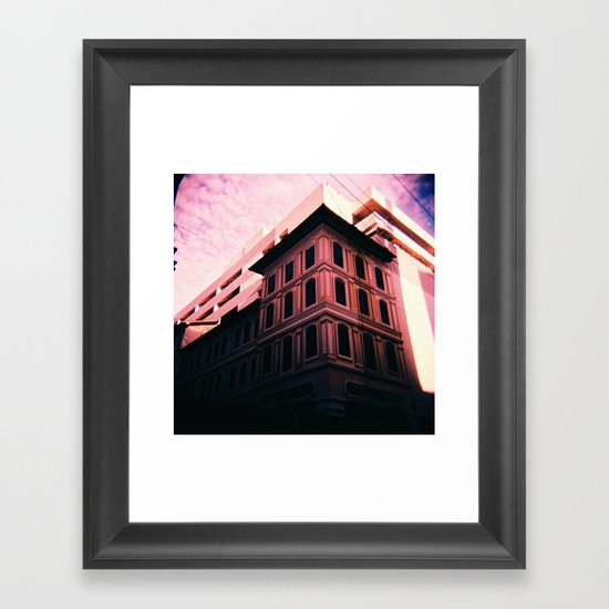 Artificial  Framed Art Print