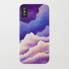 Dreaming of Clouds iPhone X Slim Case