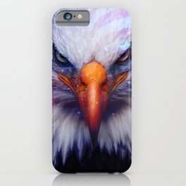 American Flag & Eagle iPhone Case