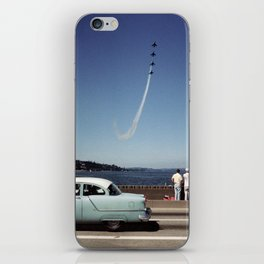 Blue Angels iPhone Skin