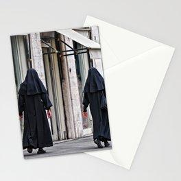 Roma, suore   Rome, nuns Stationery Cards