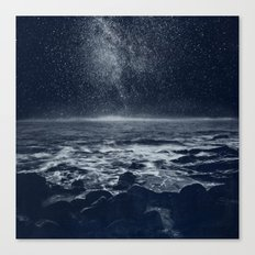 the Dreaming Ocean Canvas Print