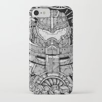pacific rim iPhone & iPod Cases featuring Pacific Rim by Walid Aziz