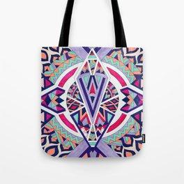 Abstract Journey II Tote Bag