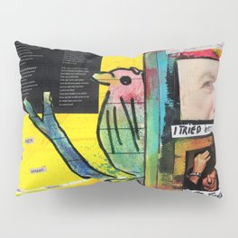 Leonard Cohen Pillow Sham