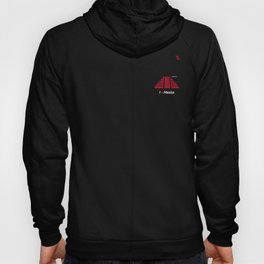 I love Mexico - Teotihuacan Hoody