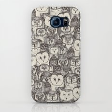 just owls natural Galaxy S6 Slim Case