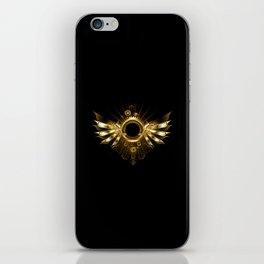 Mechanical Wings ( Steampunk Wings ) iPhone Skin