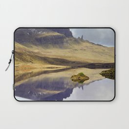 Reflection of Storr Laptop Sleeve