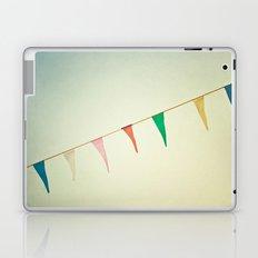 Joyous Carnival Flags Laptop & iPad Skin