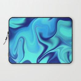 Anguilla Color Melt Tye Dye Laptop Sleeve