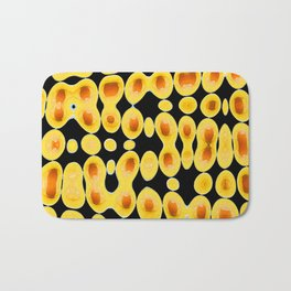 Playing With Eggs Bath Mat